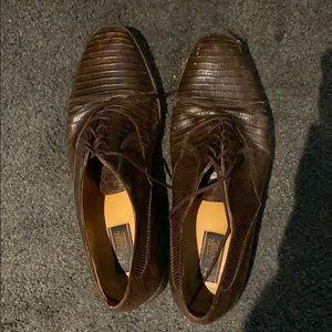 Men's shoes  new sole